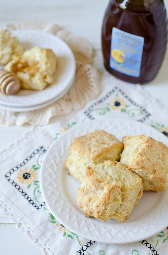 Paula's Buttery Buttermilk Biscuits