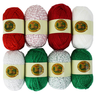 Jingle Bells Bonbons Yarn