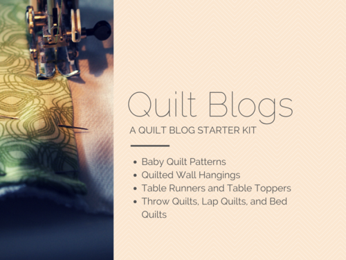 Quilt Blogs to Get You Started