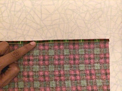 How to Hem: Basic Double Fold Hem