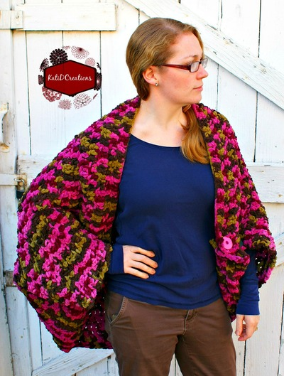 Crochet Janket
