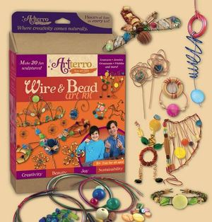 Wire and Bead Art Kit Review
