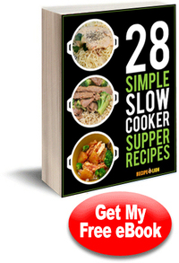 28 Simple Slow Cooker Suppers eCookbook