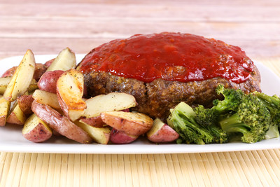 Mom's Homestyle Meatloaf