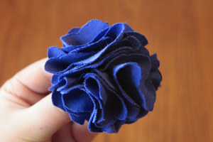 Ruffly Flower Tutorial