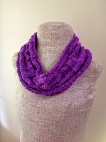 Majestic Mountains Cowl