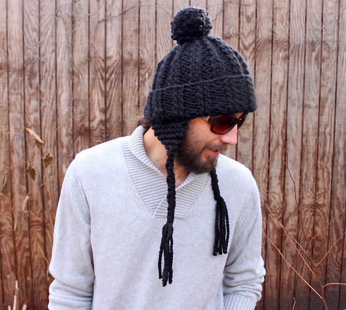 Fast  Furious Earflap Hat