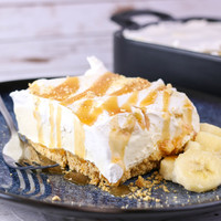 """Oh My!"" Banana Cream Pie Sex in a Pan"