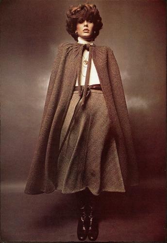 Long Hooded Cloak (Free Sewing Pattern)   AllFreeSewing com