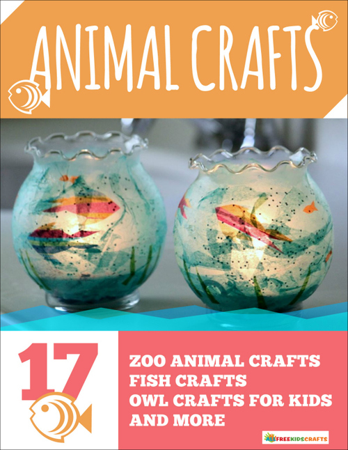 Animal Crafts eBook