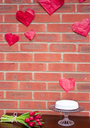 DIY Origami Heart Inspiration