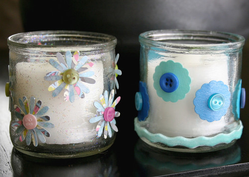One-Hour Hostess Gift Votives
