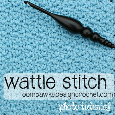 Learn How to Wattle Stitch