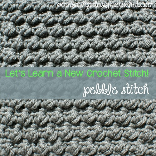 Pretty Pebble Stitch