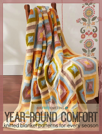 Year-Round Comfort: 16 Knitted Blanket Patterns for Every Season