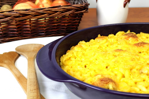 Southern Lady Mac and Cheese