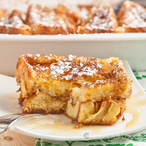 Big Ol' Texas French Toast Bake