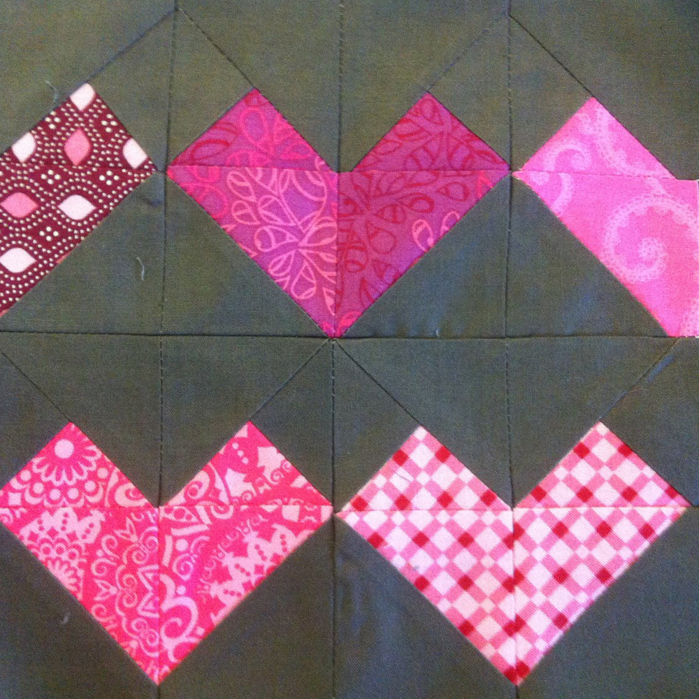 Christmas Tree Rag Quilt Pattern