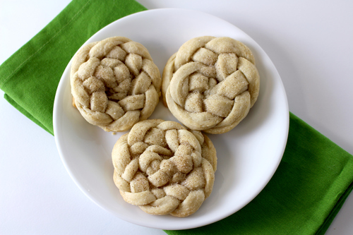 5-Ingredient Pie Crust Cookies