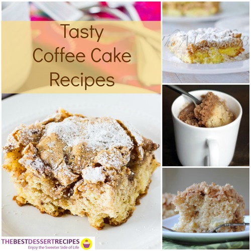 Tasty Coffee Cake Recipes