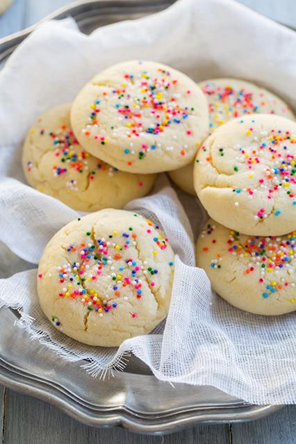 Homestyle Amish Sugar Cookies