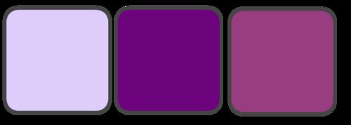 Lavender, Purple, Orchid