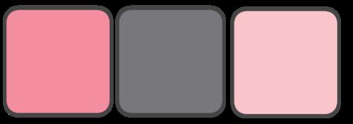 Pink, Blush Pink, Grey
