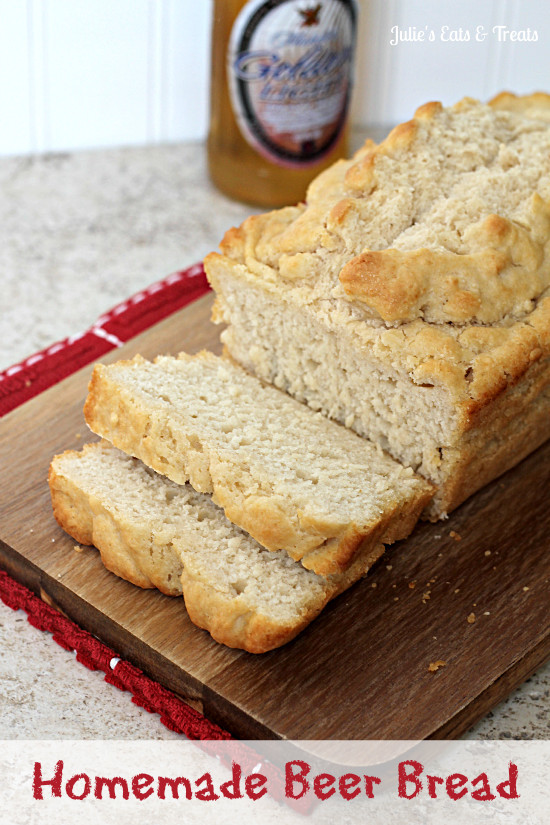 Quick And Easy Homemade Beer Bread Thebestdessertrecipes Com