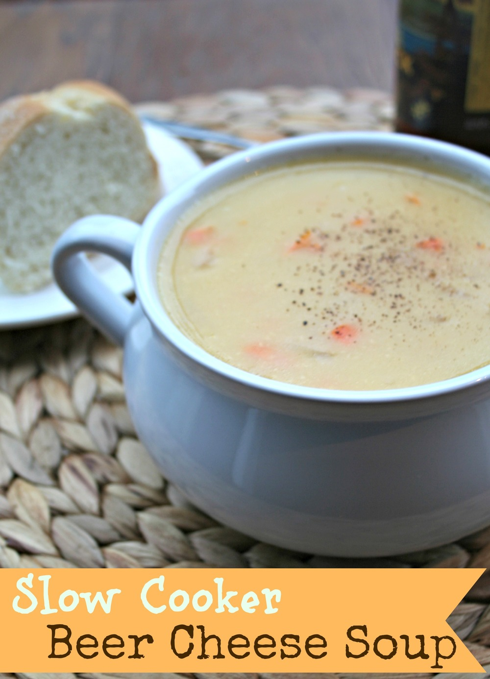 Beer Cheese Soup | RecipeLion.com