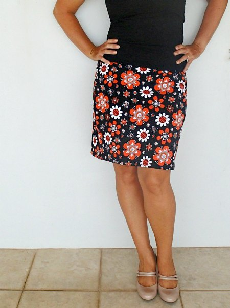 Half Hour Free Skirt Pattern