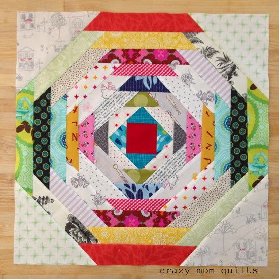Scrapbuster Pineapple Block