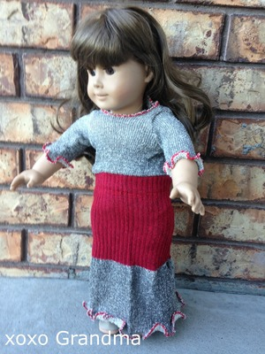 Kit's Sweater Dress