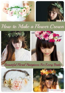 How to Make a Flower Crown: 14 Beautiful Floral Hairpieces