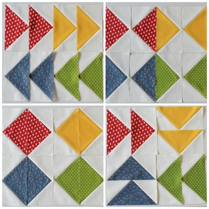 Flying Geese Blocks Made Easy