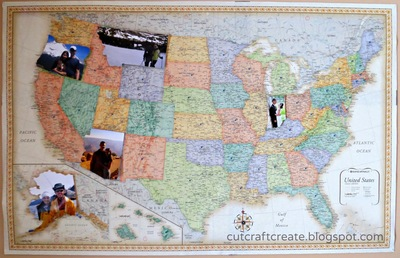 Personalized Photo Map Project