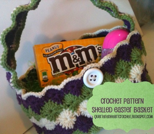 Shelled Easter Basket