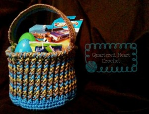 Boys Chunky Easter Basket