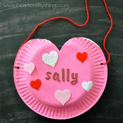 Easy DIY Valentine Holder