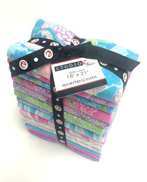 Cotton Candy Flannel Collection from studio e