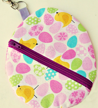 Eggy Coin Purse Pattern