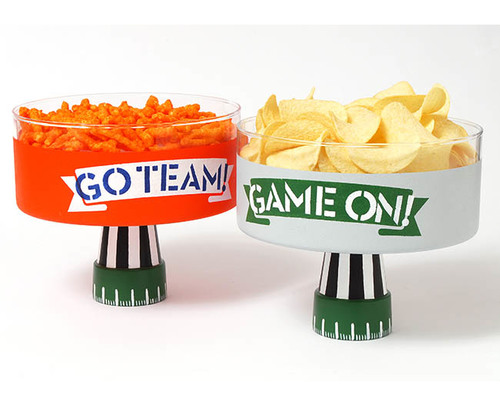Ultimate Game Day Party Bowls