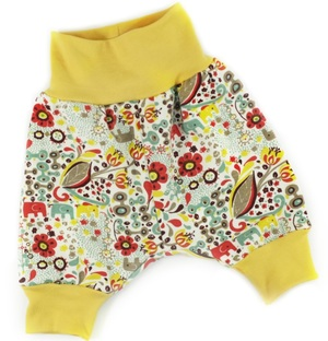 Comfy Baby Pants Pattern