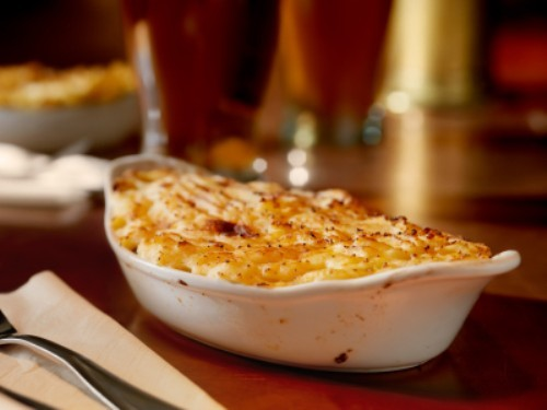 Route 66 Shepherds Pie