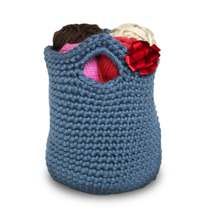 Spinrite Bulky Yarn Basket