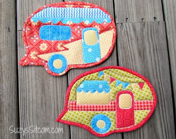 Campy Pot Holder Pattern Allfreesewing Com