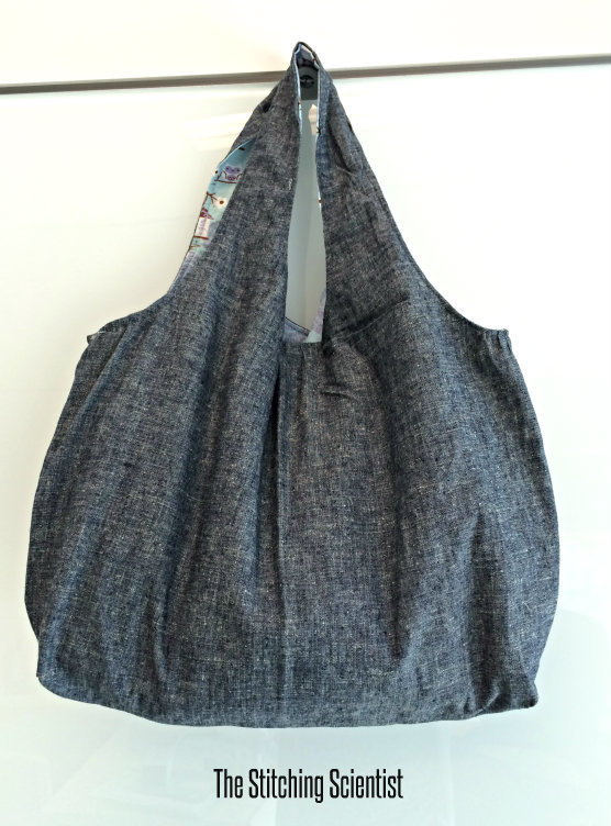 Remona S Reversible Tote Bag Allfreesewing Com