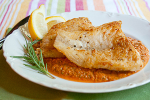 Perfect Pan-Fried Fish