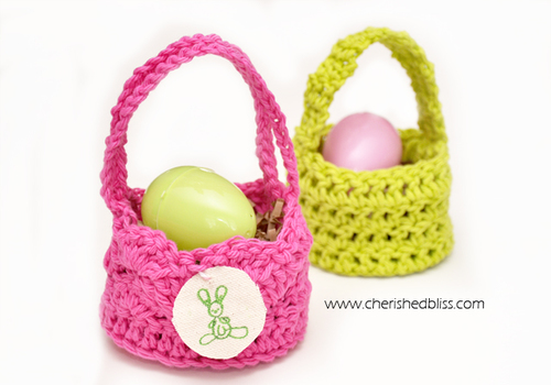 Single Sized Easter Baskets
