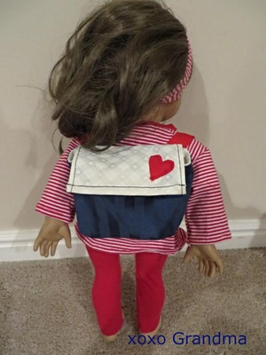 How to Make a Doll Backpack