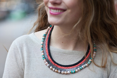 Chic Collar DIY Necklace